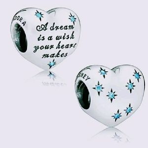 Jewelry - Pandora Disney Cinderella Dream Wish Charm